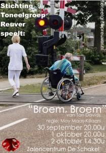 Poster Broem Broem